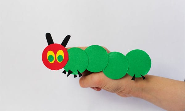 Hello Wonderful 8 Crafts Based On Quot The Very Hungry Caterpillar Quot