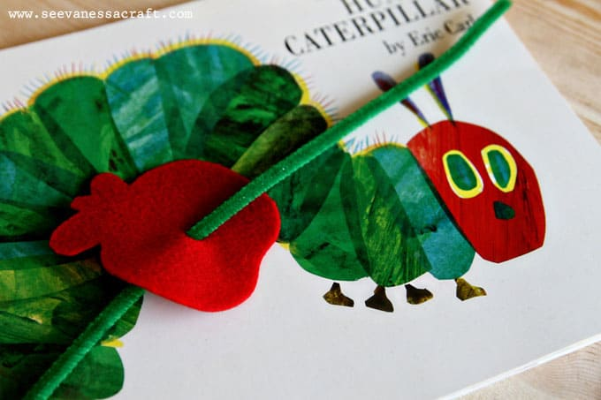 Hello Wonderful 9 Colorful Crafts Inspired By Eric Carle