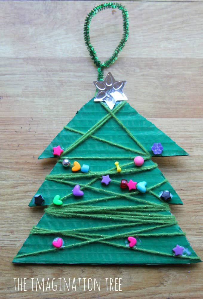 christmas tree crafts - photo #43