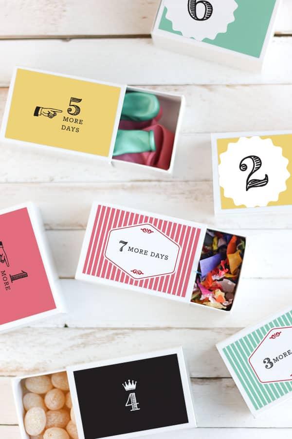 Calendar Ideas For Him : Hello wonderful birthday countdown free printables