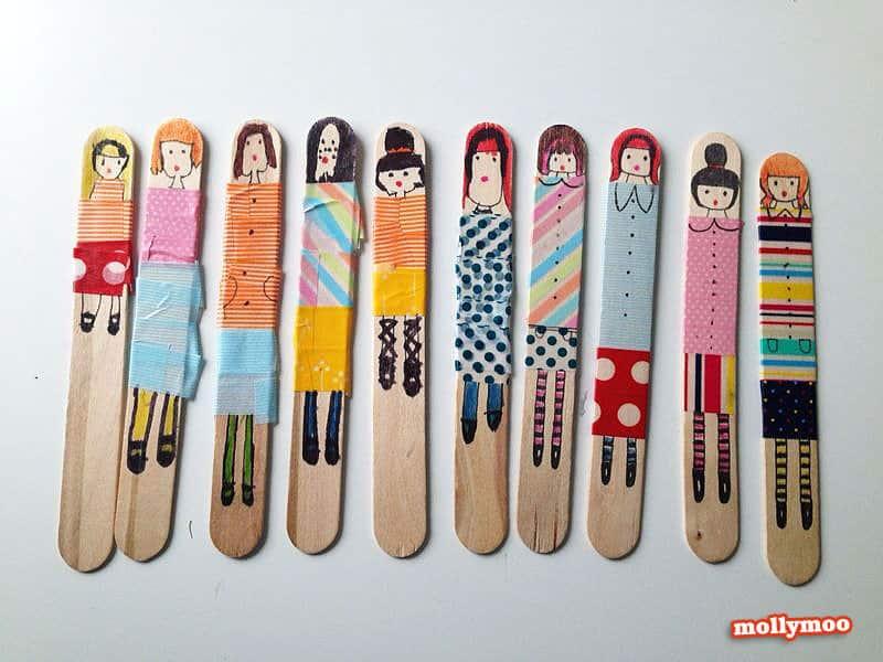hello wonderful   9 fun ways to play with popsicle sticks