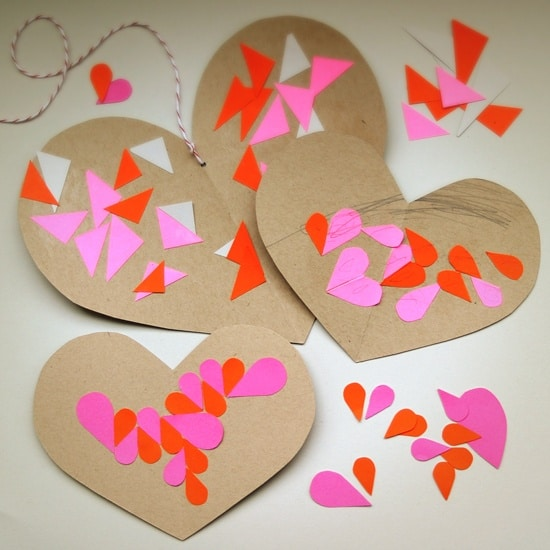 hello Wonderful 12 HEARTFELT VALENTINES DAY CARDS KIDS CAN MAKE – Create Valentine Cards