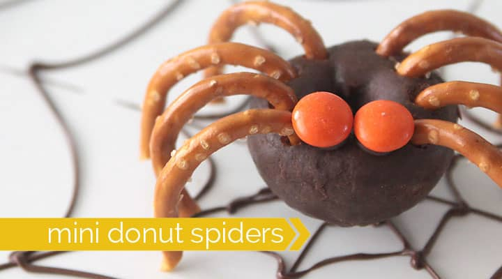 Hello wonderful 8 easy last minute halloween treats for Fun halloween treats to make with toddlers