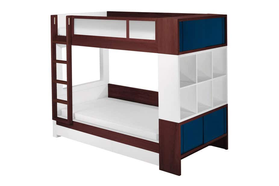 hello, Wonderful - 10 MODERN KIDS' BUNK BEDS