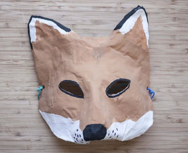 Hello wonderful 10 awesome paper mache projects for Paper mache mash