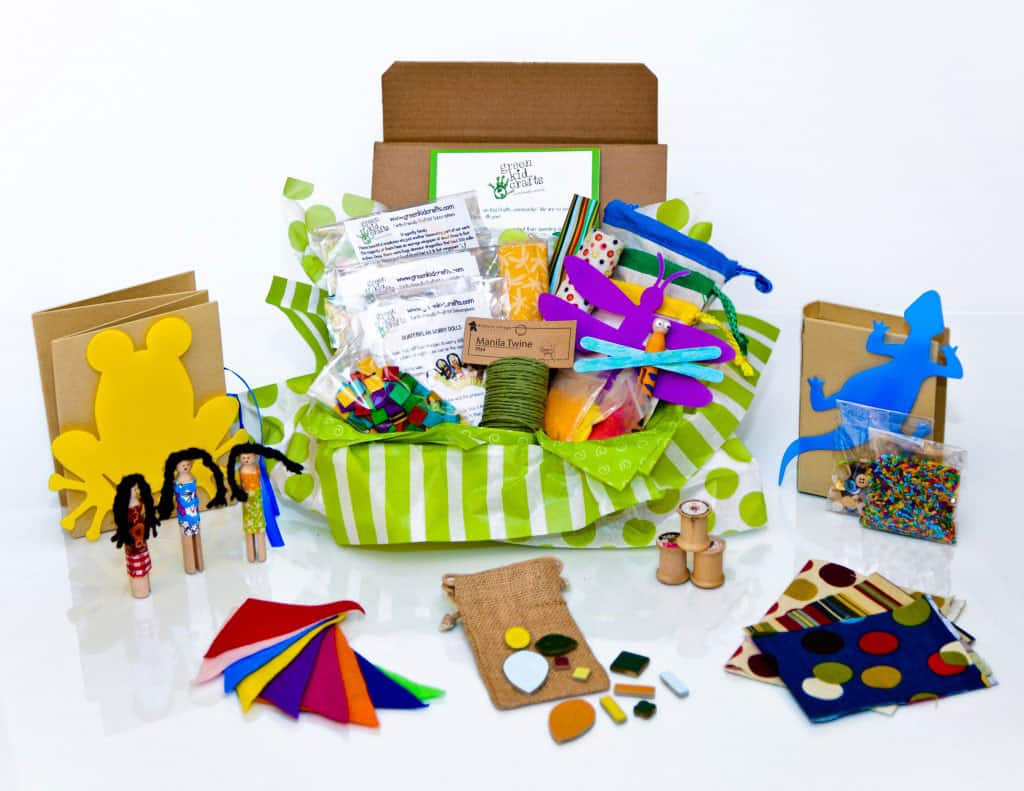 Hello wonderful 7 cool kids 39 subscription plans for Kid craft subscription box