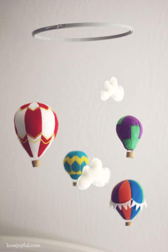 hello, Wonderful8 MAGICAL HOT AIR BALLOON CRAFTS