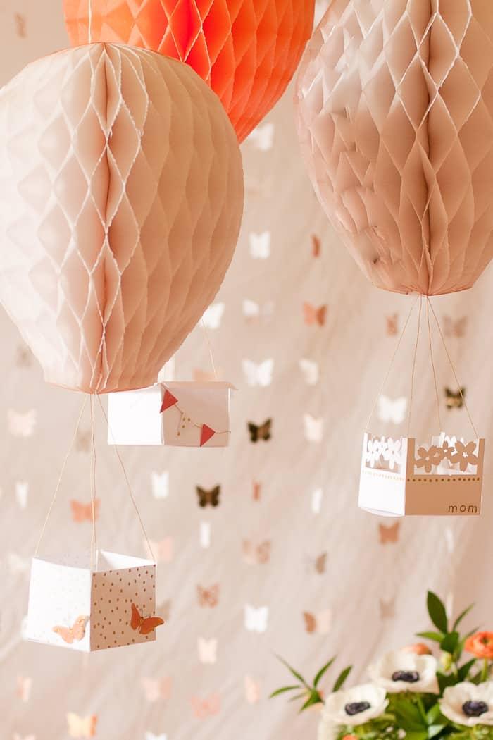 Hello Wonderful 8 Magical Hot Air Balloon Crafts