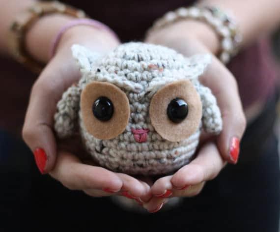 Amigurumi Owl Beak : hello, Wonderful - A FLOCK OF 12 FUN OWL ITEMS FOR CHILD ...