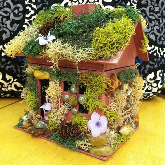 hello, Wonderful - INDOOR FAIRY HOUSE KIT