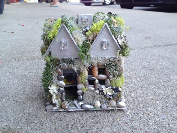 Hello Wonderful Indoor Fairy House Kit