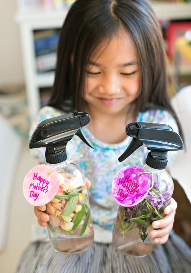 Hello Wonderful Kid Made Diy Mother S Day Floral Herb