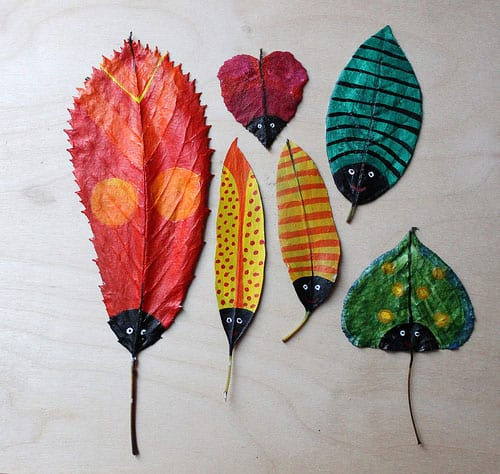 Hello wonderful 10 cute and easy bug and insect crafts for Bugs arts and crafts