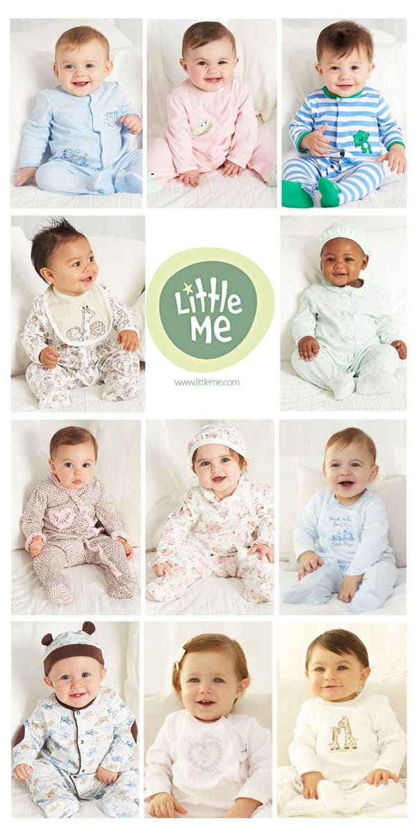 hello Wonderful LITTLE ME SOFT AND SNUGGLY BABY APPAREL