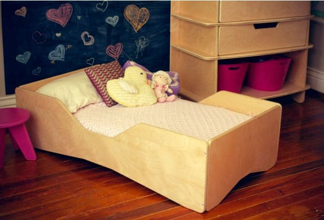 Ground Bed Frames Diy Poster Bed Without Bedding This Is