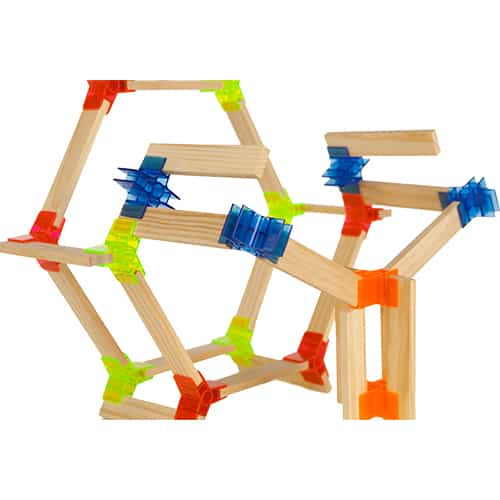 Building Construction Toys : Hello wonderful brackitz construction toy helps promote
