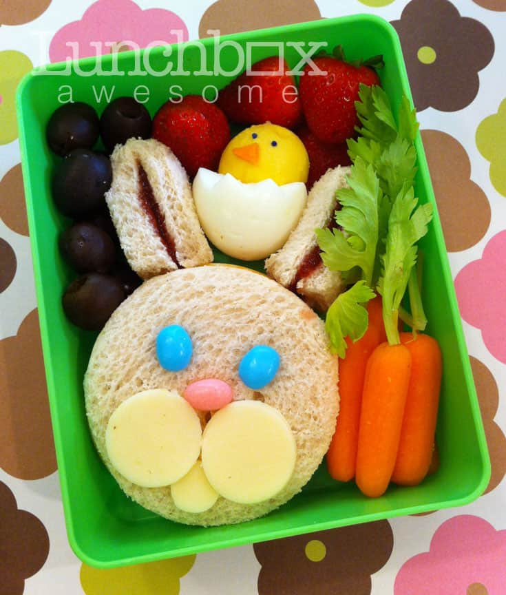 Hello wonderful 12 cute and easy easter lunch ideas for Easy lunch ideas for kids at home