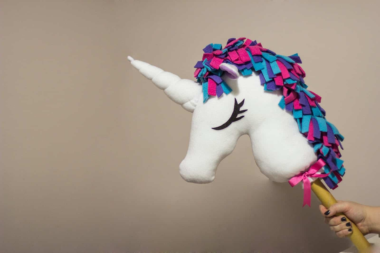 Hello wonderful 10 magical unicorn crafts for Horse crafts for kids
